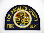 LACoFD ORIGINAL COUNTY PATCH