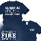 LOS ANGELES CITY FIRE DEPT. TEE