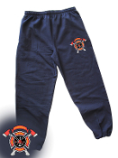 FEDERAL CONCORD FIRE DEPT SWEAT PANT