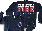NORTH COUNTY FIRE RESERVE STATION 13 SWEATSHIRT