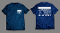 LAFD RECRUIT NAVY HANES T-SHIRT